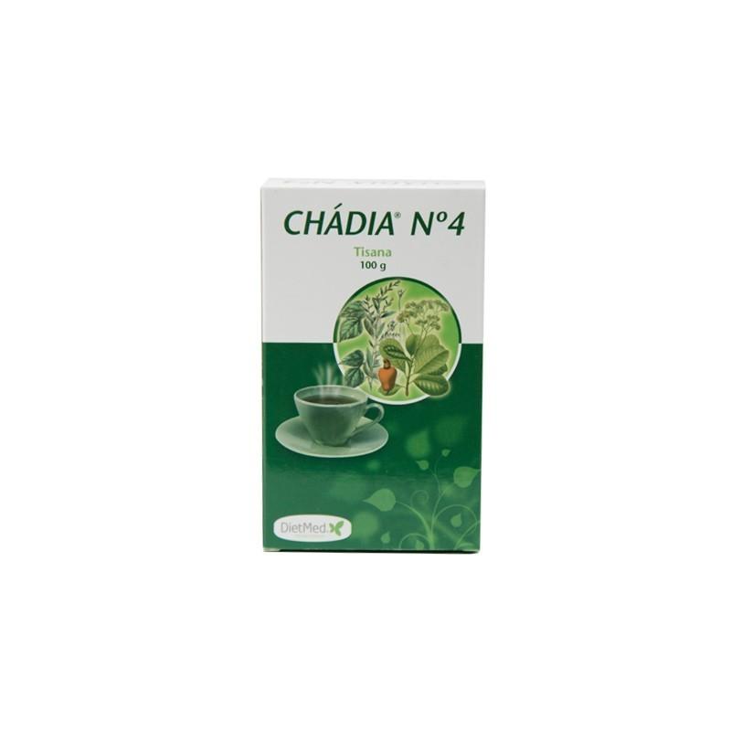 CHA N.4 - CHADIA | 100G