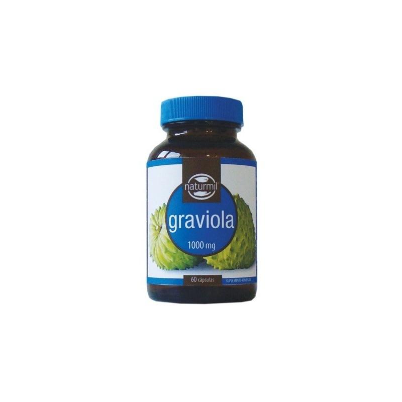 Graviola - Anti-Câncer/Cancro - 60 cápsulas de 1000mg