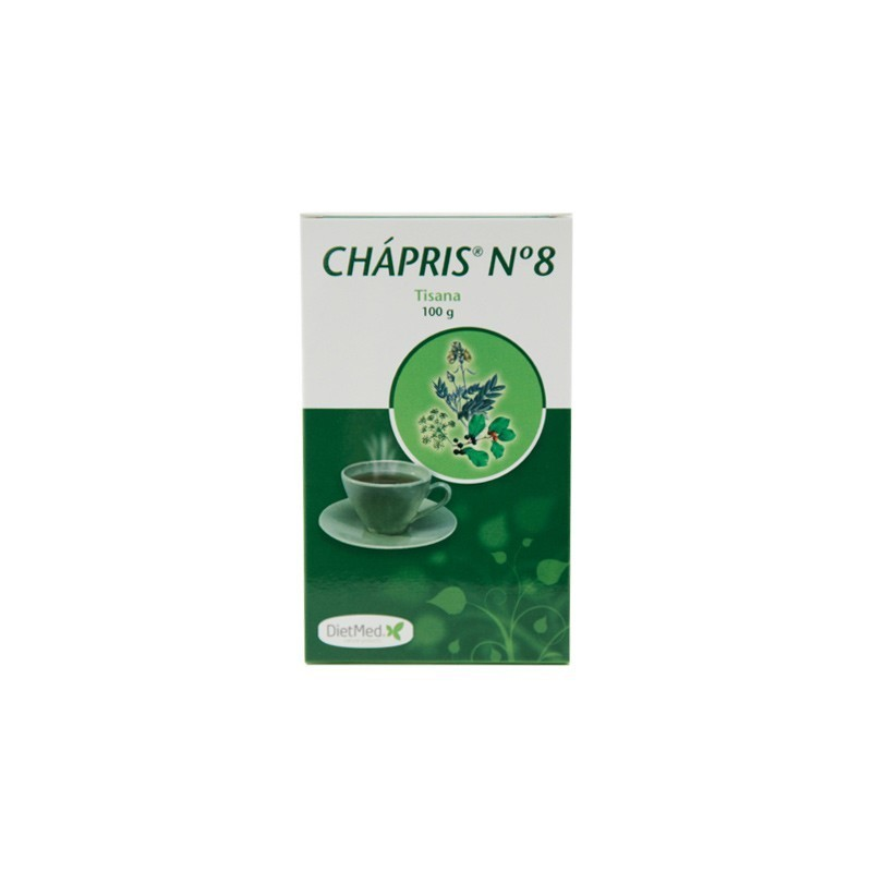 CHA N.8 - CHAPRIS | 100G
