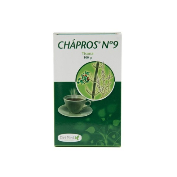 CHA N.9 - CHAPROS | 100G