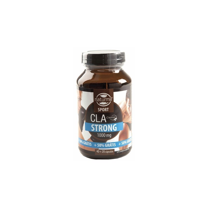 CLA STRONG 1000MG | 60 CAPSULAS