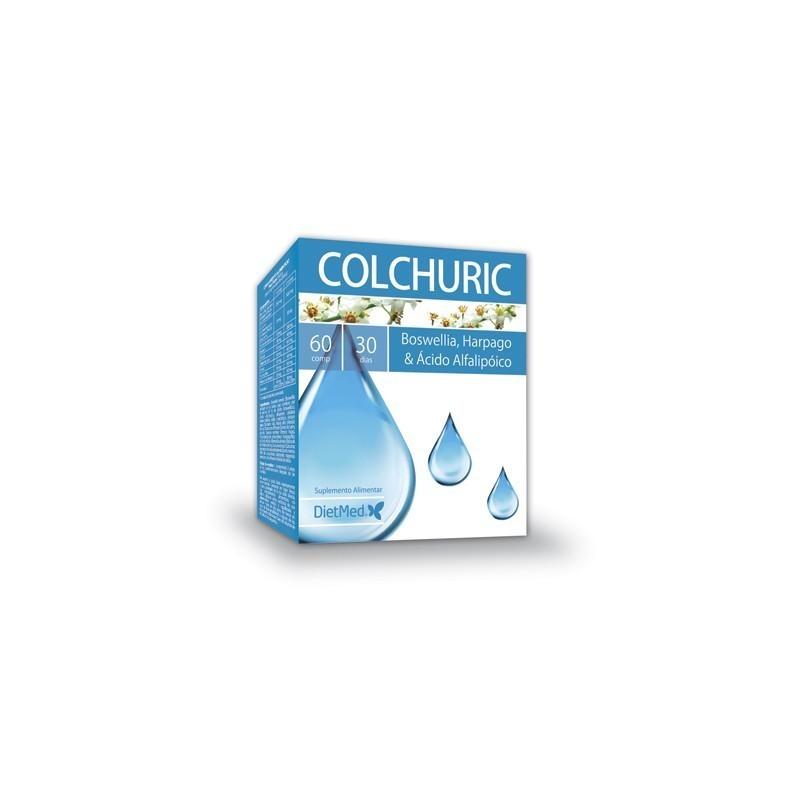 COLCHURIC   60 COMPRIMIDOS