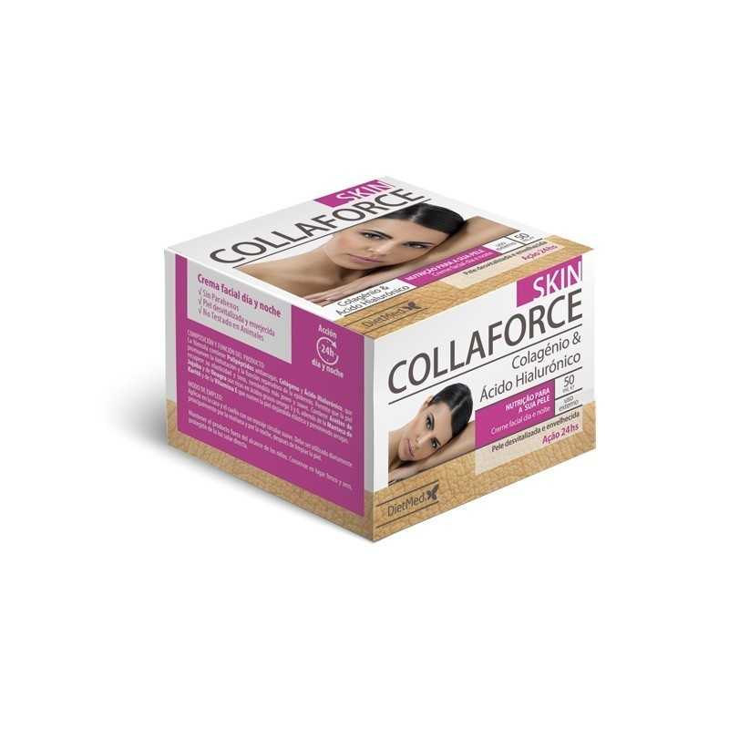 COLLAFORCE SKIN FACIAL | 50ML CREME