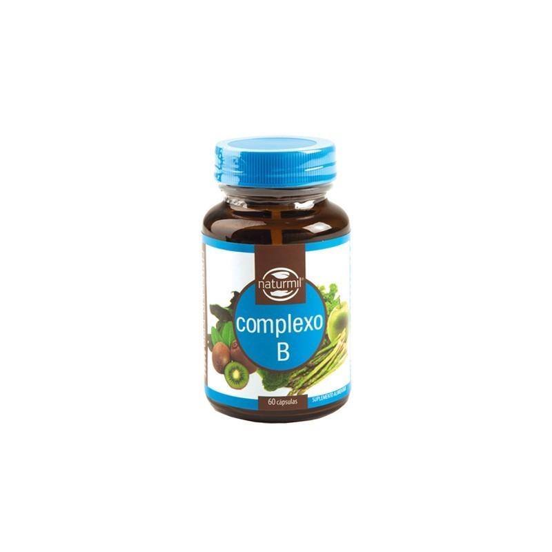 COMPLEXO B | 60 CAPSULAS