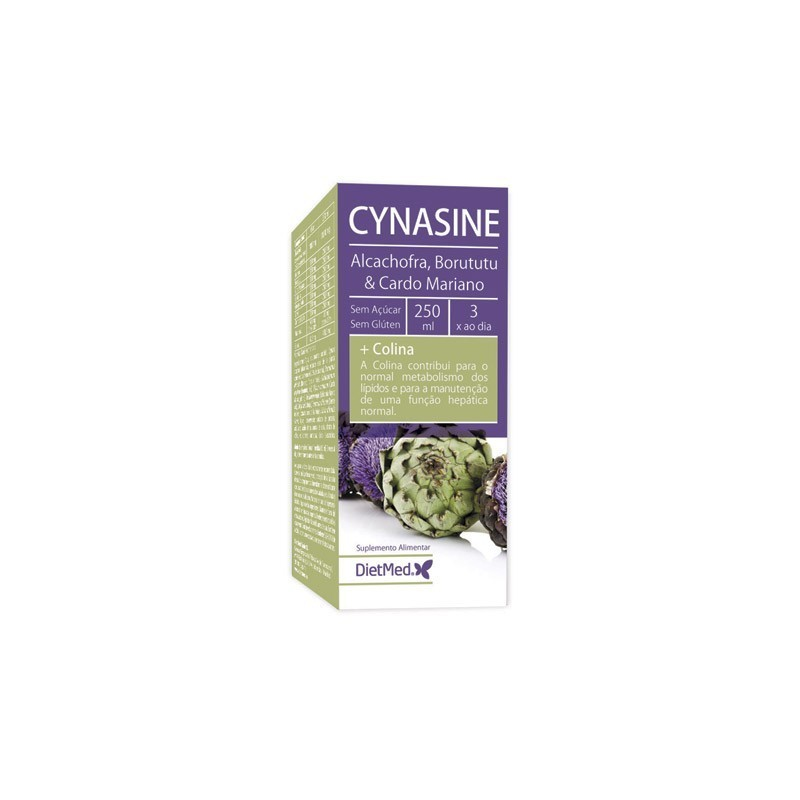 CYNASINE | 250ML SOLUCAO ORAL