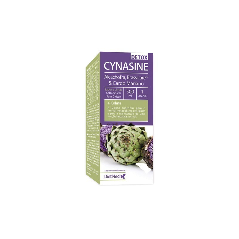 CYNASINE DETOX | 500ML SOLUCAO ORAL