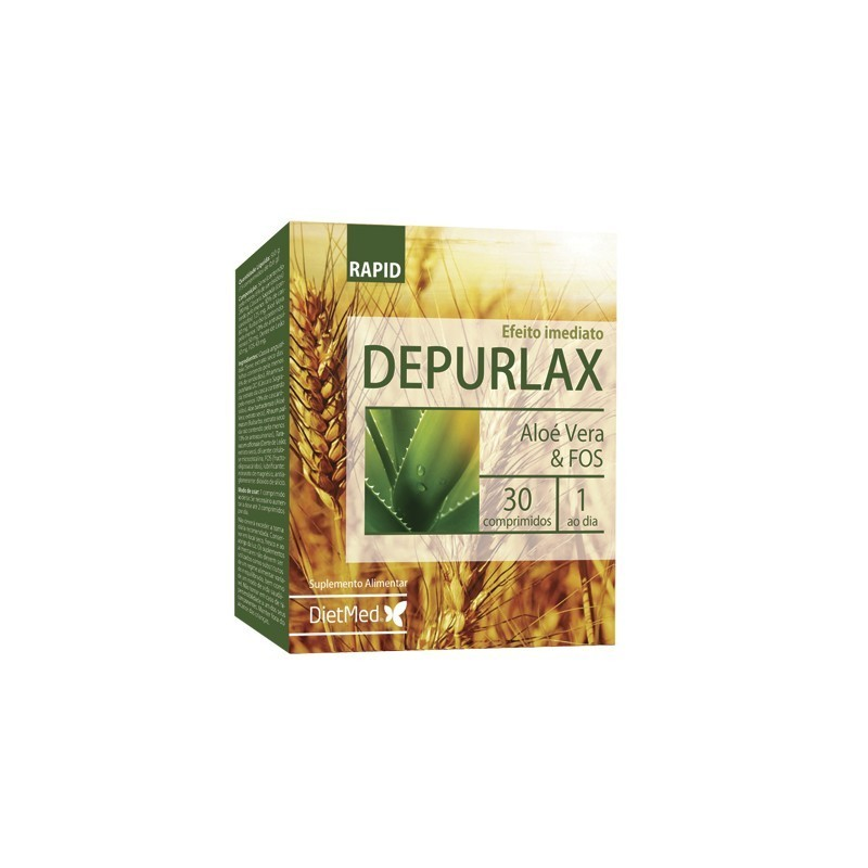 DEPURLAX RAPID | 30 COMPRIMIDOS