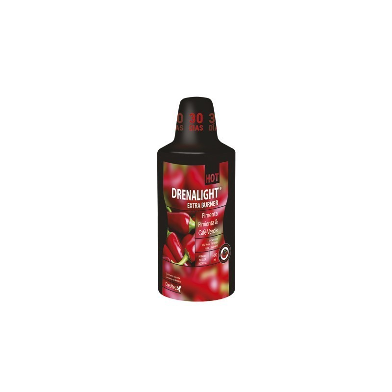 DRENALIGHT HOT | 600ML SOLUCAO ORAL