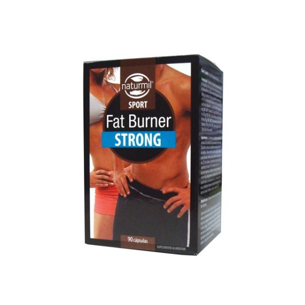 FAT BURNER STRONG | 90 CAPSULAS