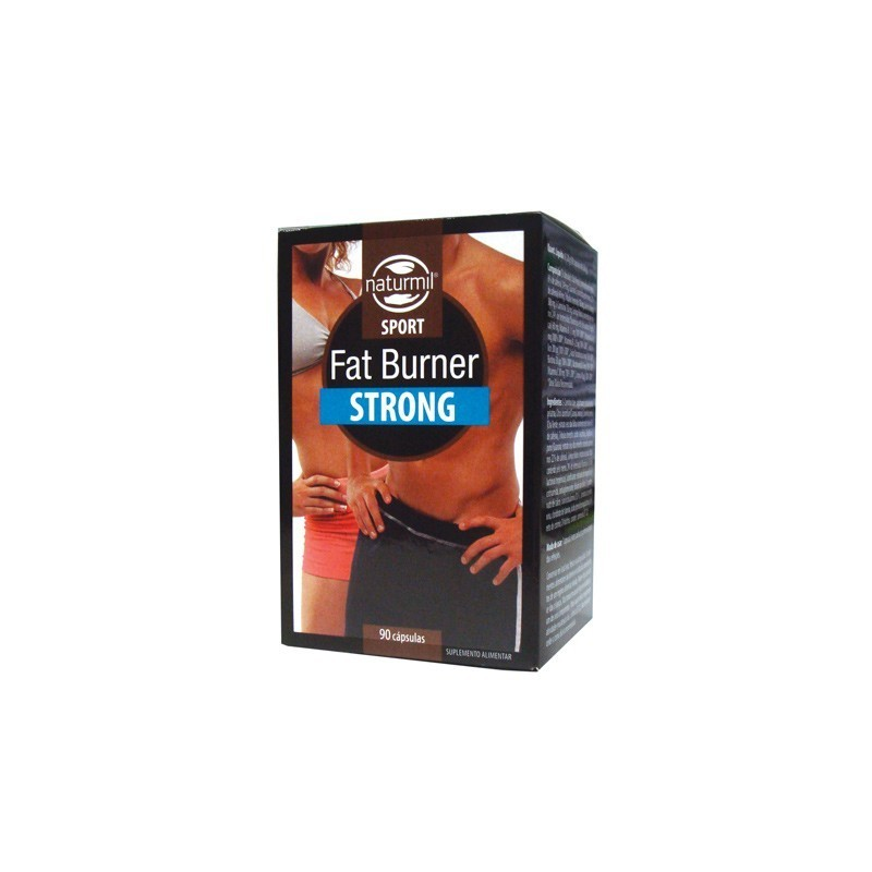 FAT BURNER STRONG | 90 CAPSULAS