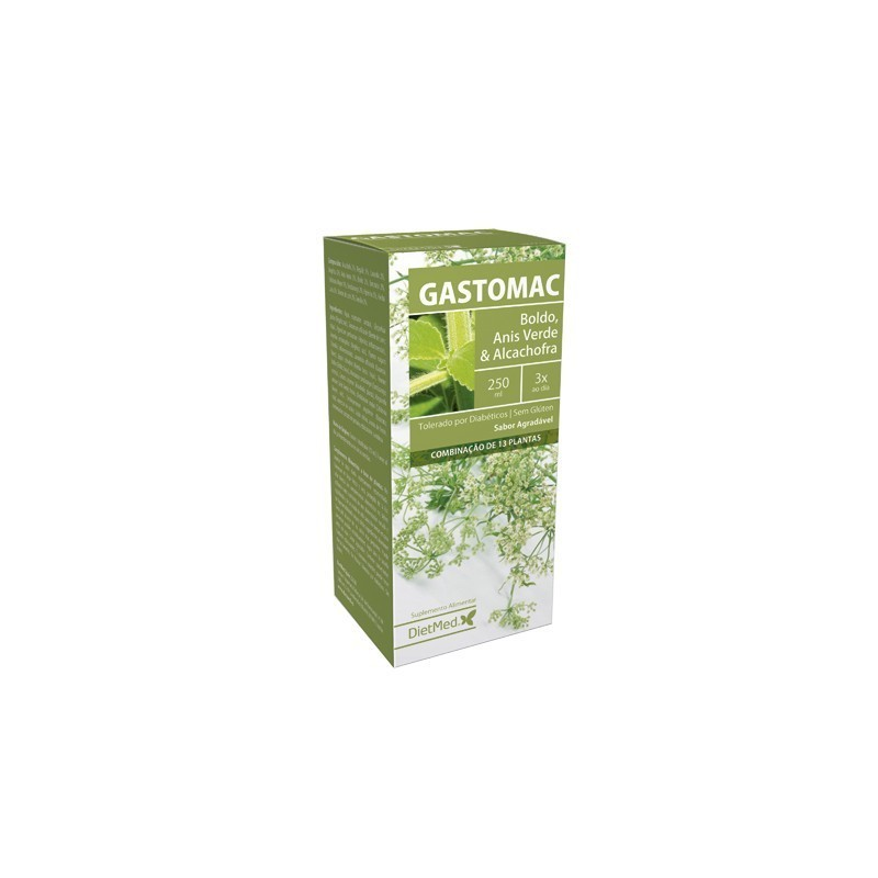 GASTOMAC | 250ML SOLUCAO ORAL
