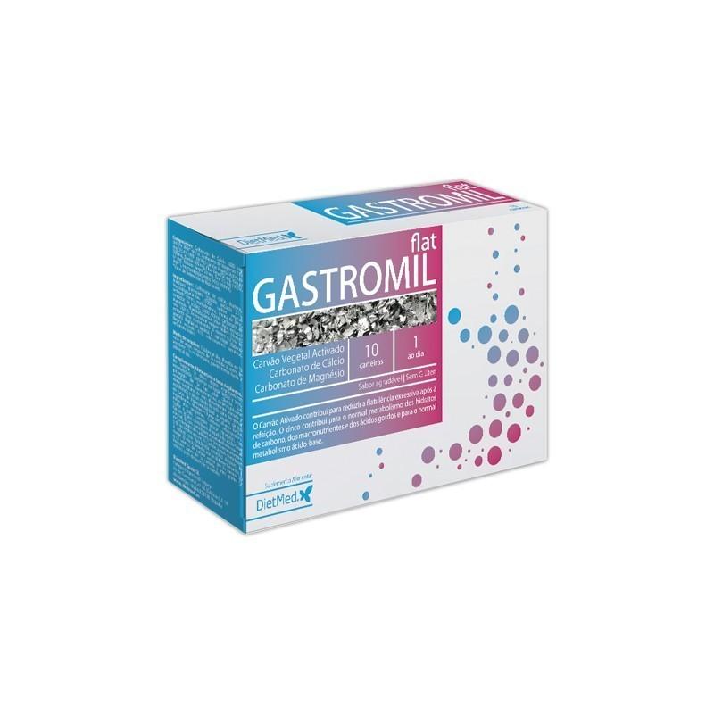GASTROMIL FLAT | 10 X 5G CARTEIRAS