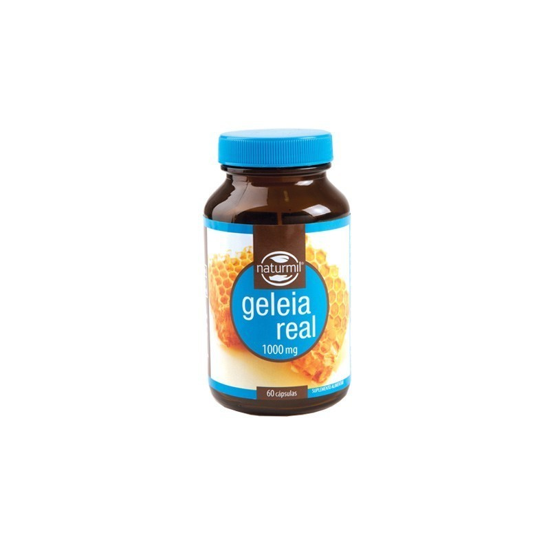 GELEIA REAL 1000MG | 60 CAPSULAS