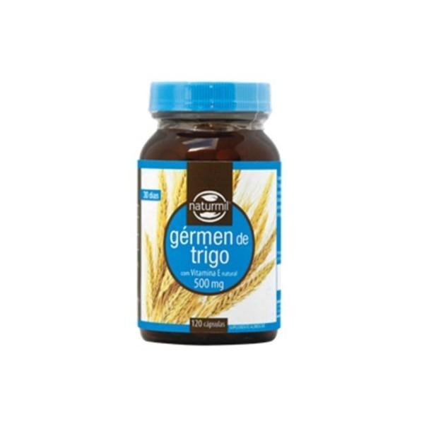 GERMEN DE TRIGO 500MG | 120 CAPSULAS