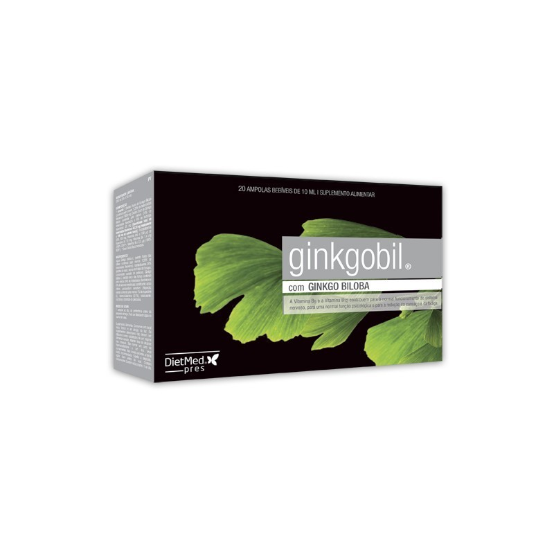 GINKGOBIL | 20 X 15ML AMPOLAS