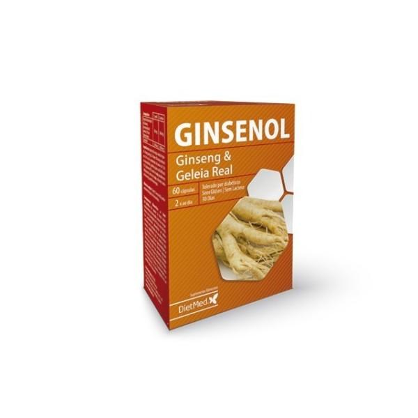GINSENOL | 60 CAPSULAS