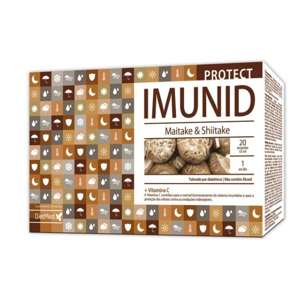IMUNID PROTECT | 20 X 15ML AMPOLAS