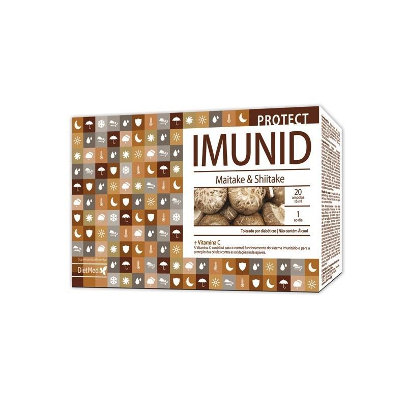 IMUNID PROTECT | 20 X 15ML AMPOLAS