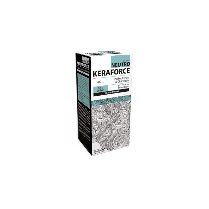KERAFORCE NEUTRO | COM KERATINA 200ML CHAMPO