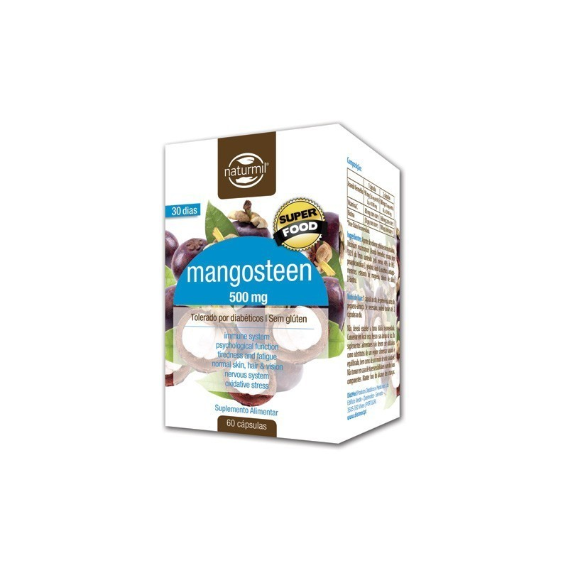 MANGOSTEEN | 60 CAPSULAS