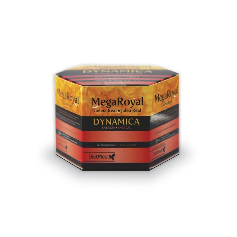 MEGA ROYAL DYNAMIC | 20 X 15ML AMPOLAS