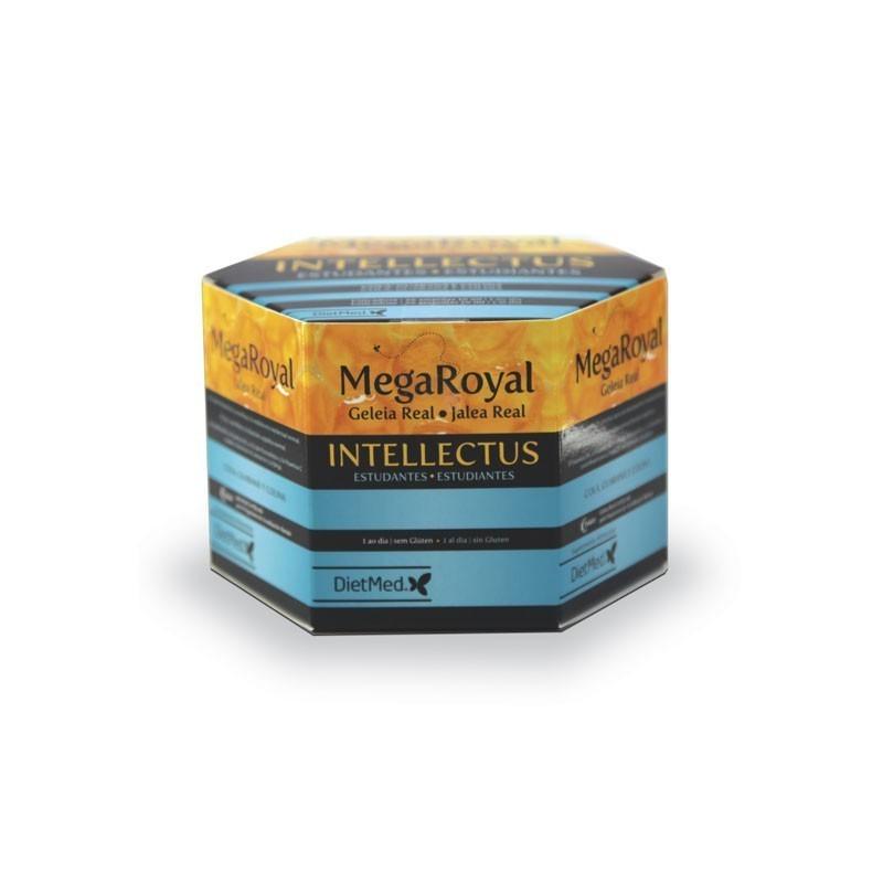 MEGA ROYAL INTELLECTUS   20 X 15ML AMPOLAS