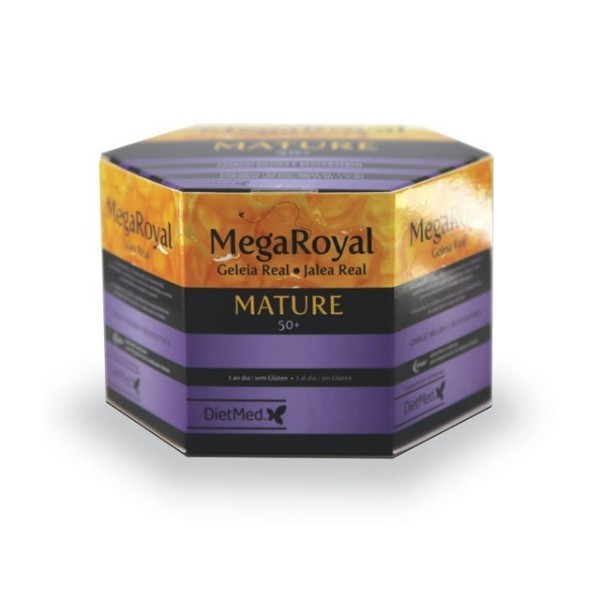 MEGA ROYAL MATURE | 20 X 15ML AMPOLAS