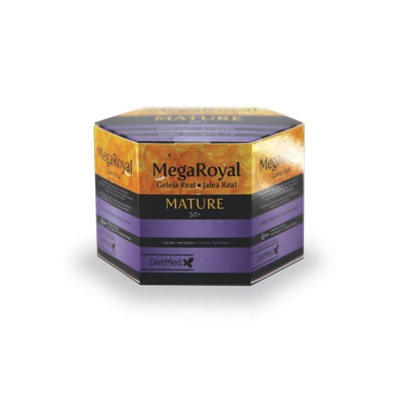 MEGA ROYAL MATURE   20 X 15ML AMPOLAS