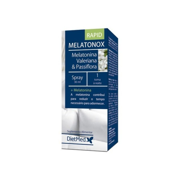 MELATONOX RAPID | 30ML SPRAY BUCAL