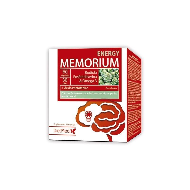 MEMORIUM ENERGY | 60 CAPSULAS