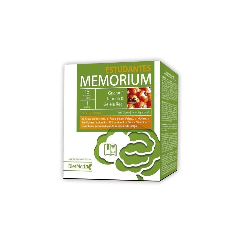 MEMORIUM ESTUDANTES | 15 X 15ML AMPOLAS