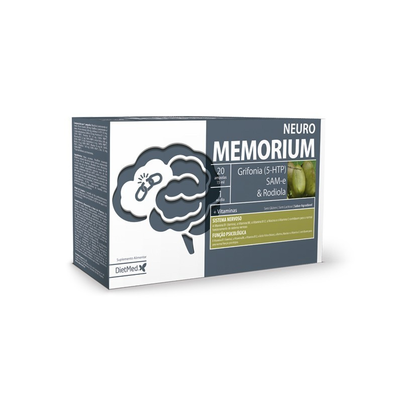 MEMORIUM NEURO | 20 X 15ML AMPOLAS