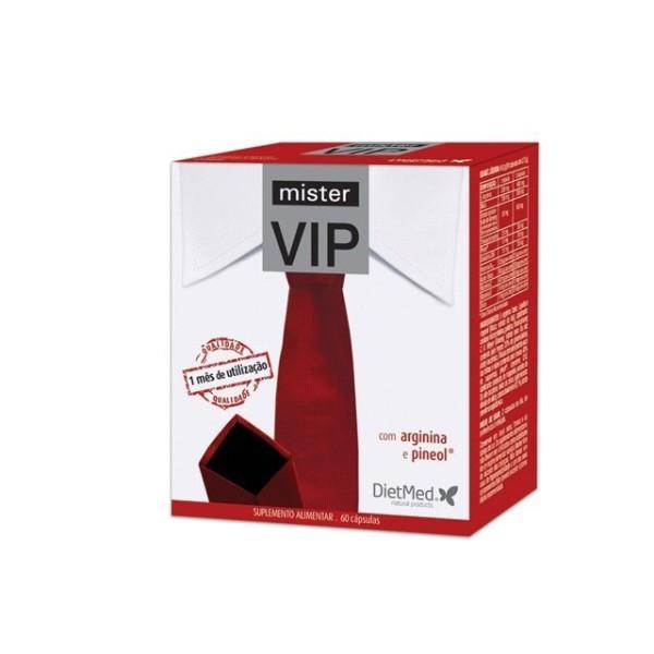 MISTER VIP 60 CAPSULAS