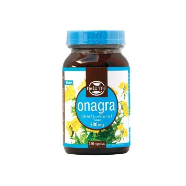 ONAGRA 500MG | 120 CAPSULAS