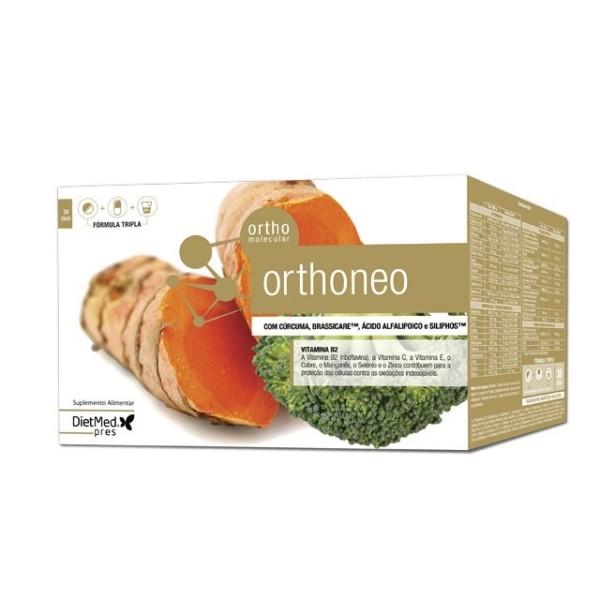 ORTHONEO | 30 COMPRIMIDOS + 30 CAPSULAS + 30 CARTEIRAS