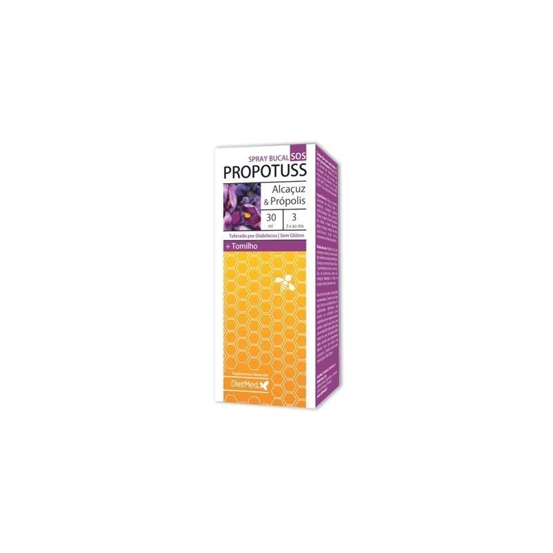 PROPOTUSS S.O.S. | 30ML SPRAY BUCAL