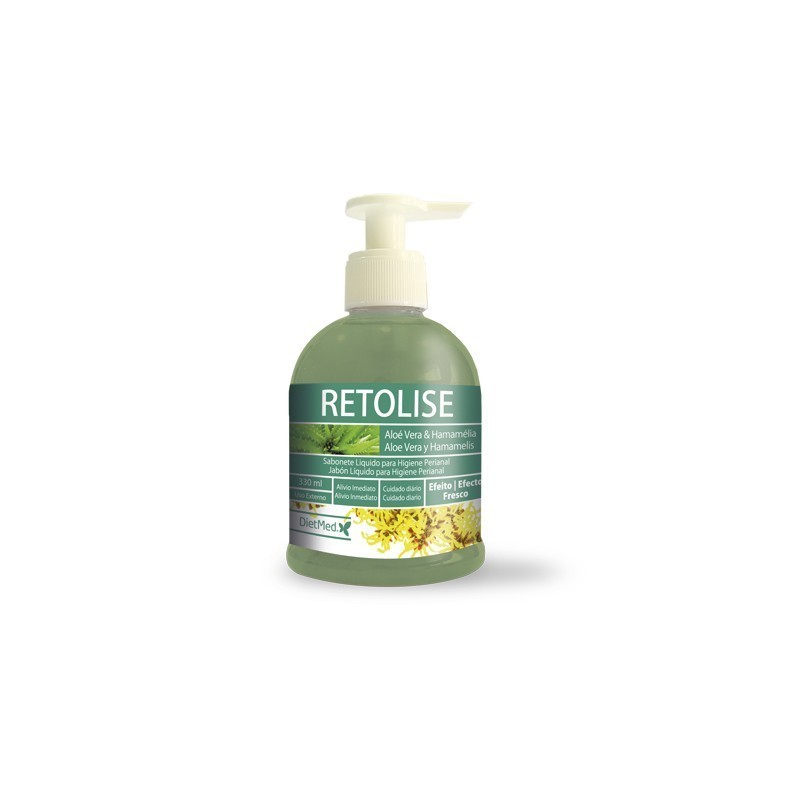 RETOLISE - 330ML GEL LAVAGEM