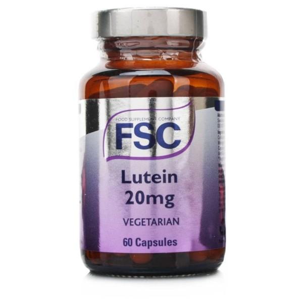 LUTEÍNA - 60 Comprimidos a 20mg