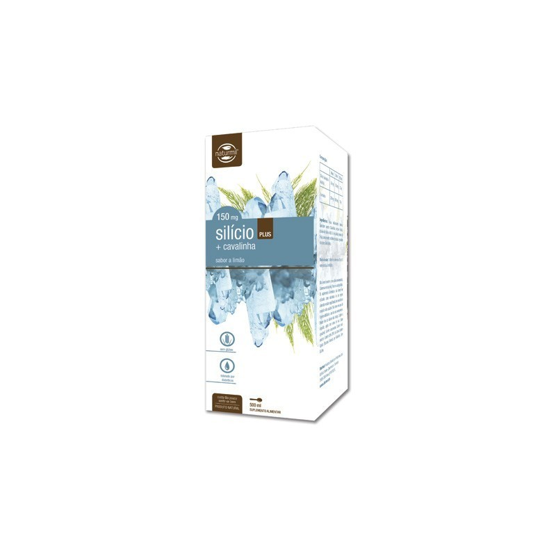 SILICIO PLUS - 500ML SOLUCAO ORAL