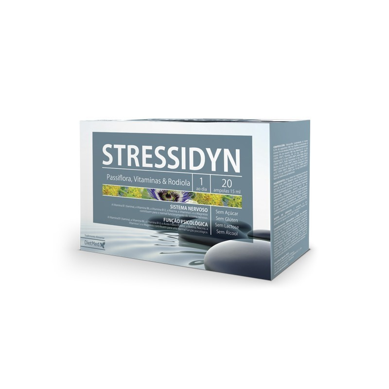 STRESSIDYN | 20 X 15ML AMPOLAS