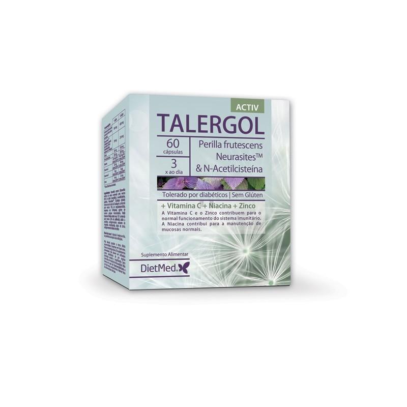 TALERGOL | 60 CAPSULAS