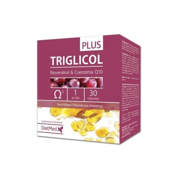 TRIGLICOL PLUS | 30 CAPSULAS