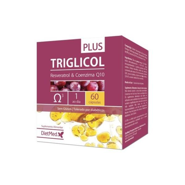 TRIGLICOL PLUS | 60 CAPSULAS