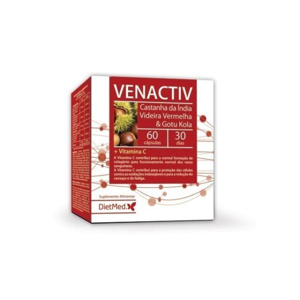 VENACTIV | 60 CAPSULAS