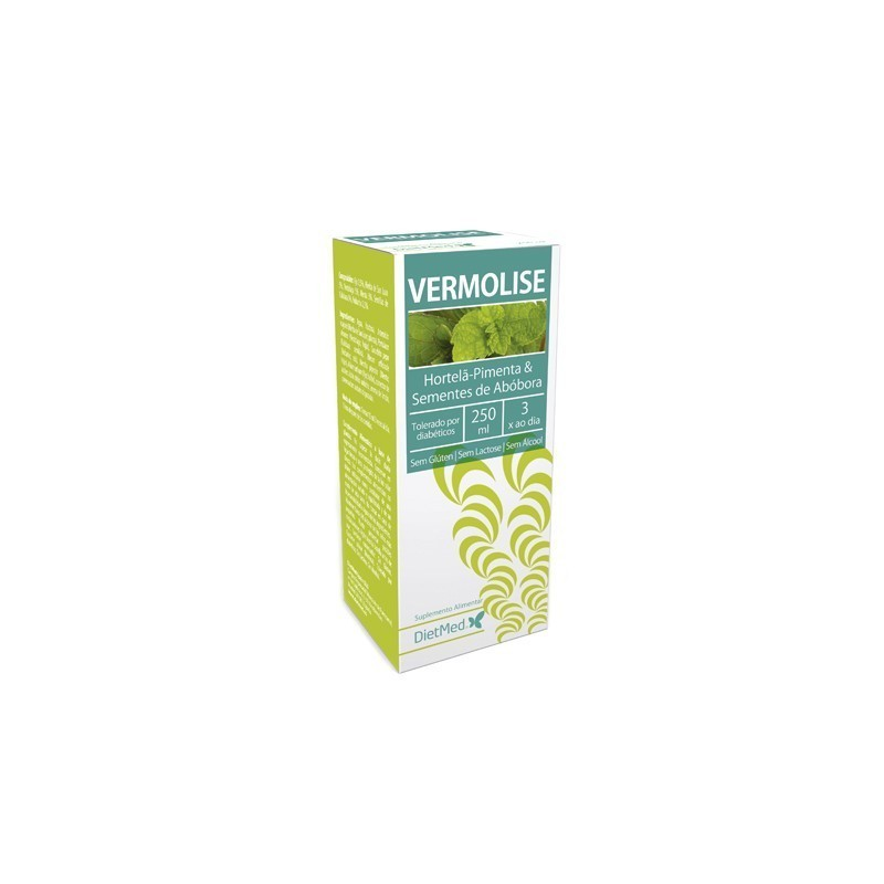 VERMOLISE | 250ML SOLUCAO ORAL