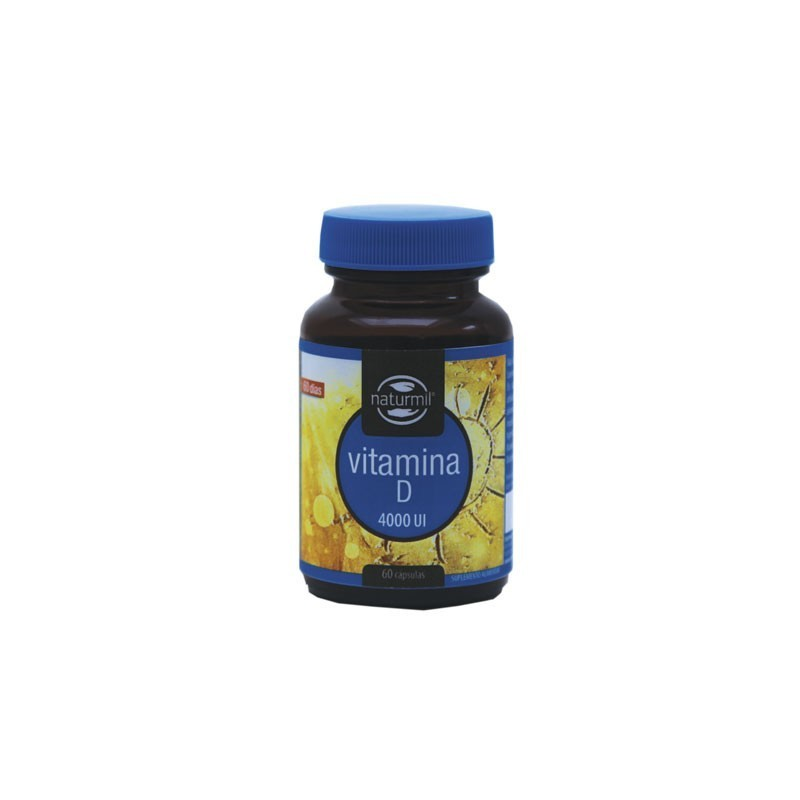 VITAMINA D 4000 U.I. | 60 CAPSULAS