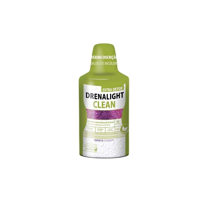 DRENALIGHT CLEAN | 600ML SOLUCAO ORAL