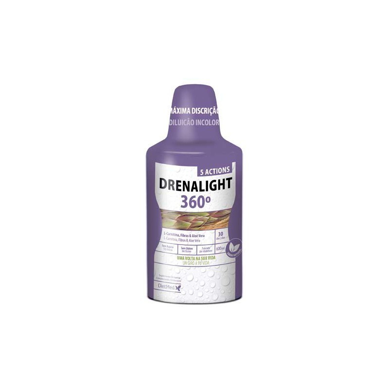 DRENALIGHT 360 | 600ML SOLUCAO ORAL