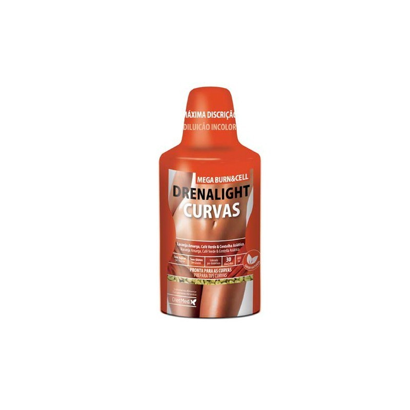 DRENALIGHT CURVAS - 600ML SOLUCAO ORAL
