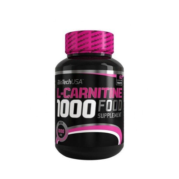 L-Carnitine 1000 - 60 Comprimidos
